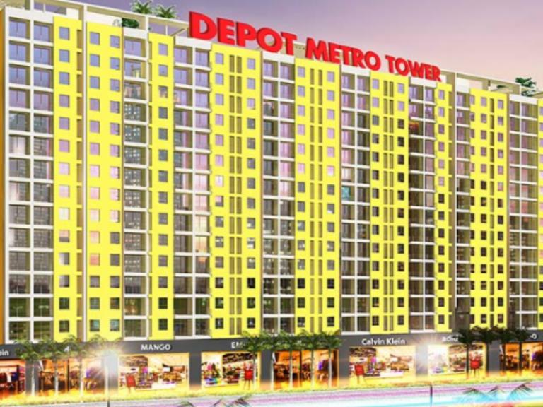 Âm thanh thông báo cho chung cư Depot Tham Lương – HCM 2