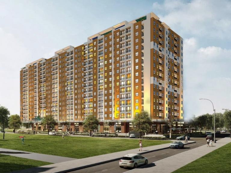 Âm thanh thông báo cho chung cư Depot Tham Lương – HCM 3