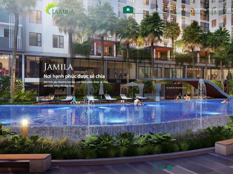 Âm thanh thông báo cho chung cư Jamila, quận 9 - Loa Inter-M (2)