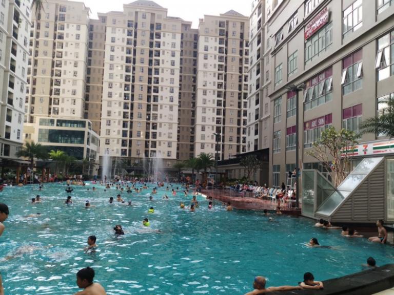 Âm thanh thông báo cho hồ bơi Ánh Viên – Chung cư The Air Gia Hòa (1)