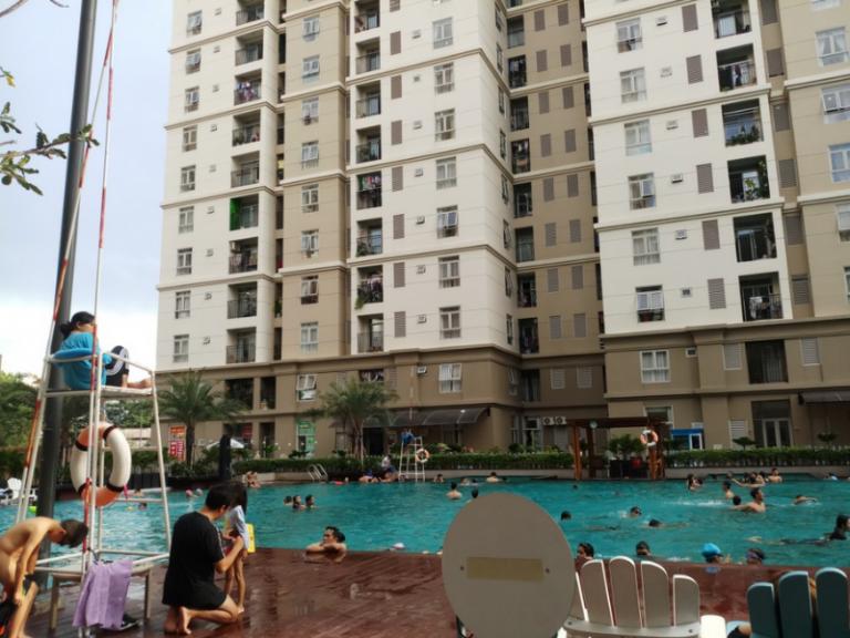 Âm thanh thông báo cho hồ bơi Ánh Viên – Chung cư The Air Gia Hòa (3)