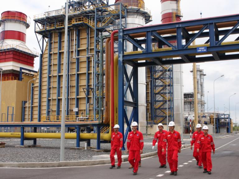 Âm thanh thông báo cho nhà máy nhiệt điện Gia Lai (2)