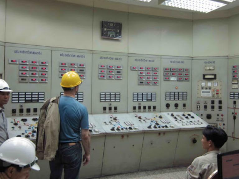 Âm thanh thông báo cho nhà máy nhiệt điện Gia Lai (3)