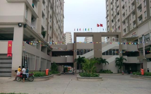 Thiết bị Âm thanh thông báo cho tòa nhà Binh Khanh Apartment