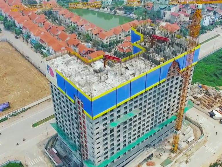 Âm thanh thông báo cho tòa nhà BOOYOUNG Hà Nội (2)