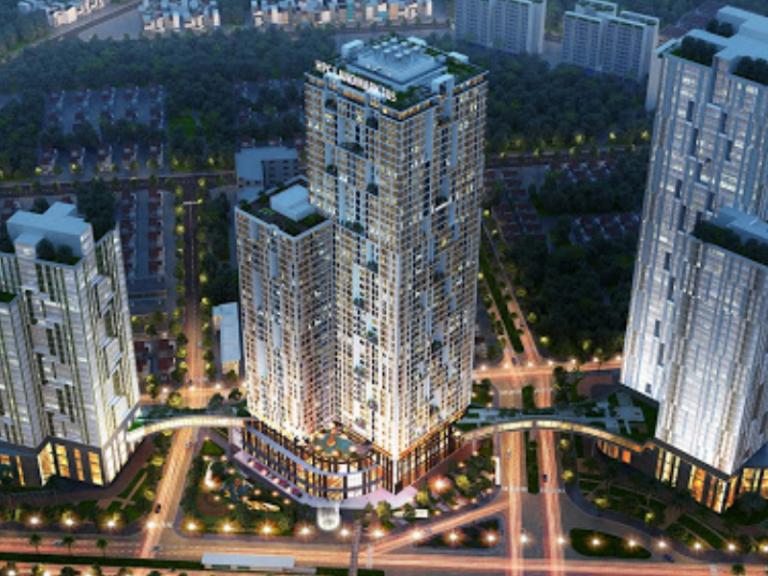 Âm thanh thông báo cho tòa nhà HPC Landmark Tố Hữu, Hà Nội 1