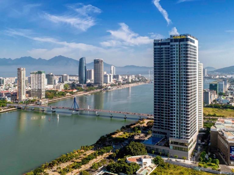 Âm thanh thông báo cho tòa nhà Vinpearl Riverfront Đà Nẵng (1)