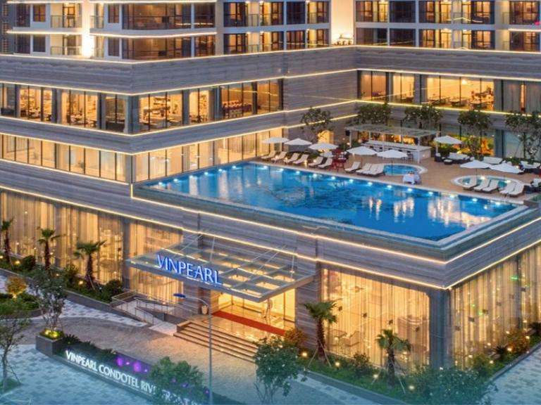 Âm thanh thông báo cho tòa nhà Vinpearl Riverfront Đà Nẵng (2)