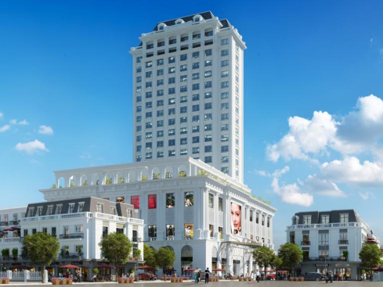 Âm thanh thông báo cho trung tâm thương mại Vincom Quảng Bình (1)