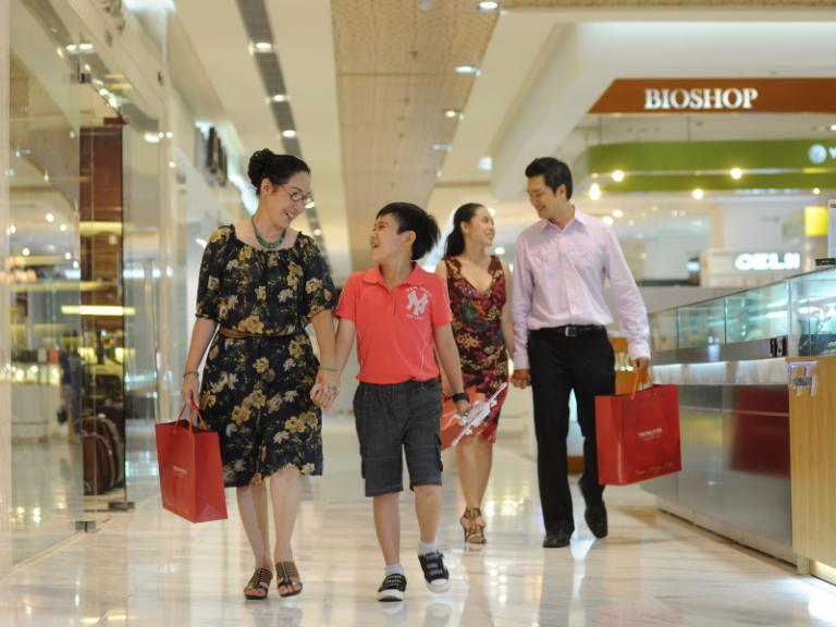 Âm thanh thông báo cho trung tâm thương mại Vincom Quảng Bình (3)