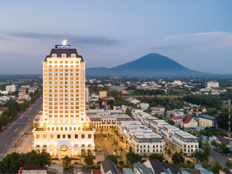 Âm thanh thông báo cho trung tâm thương mại Vincom Tây Ninh (1)