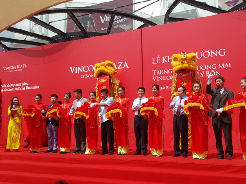 Âm thanh thông báo cho trung tâm thương mại Vincom Tây Ninh (2)