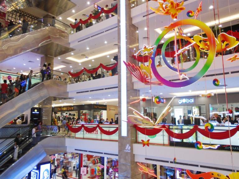 Âm thanh thông báo cho trung tâm thương mại Vincom Xuân Khánh 3