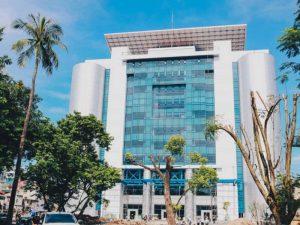 Âm thanh thông báo tại đại học kinh tế quốc dân
