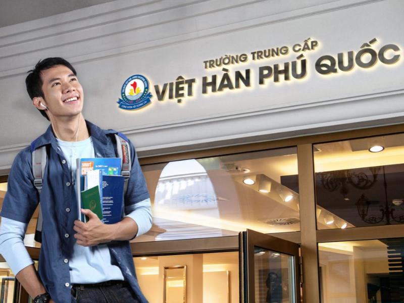 Âm thanh thông báo cho trường trung cấp Việt-Hàn Phú Quốc (1)