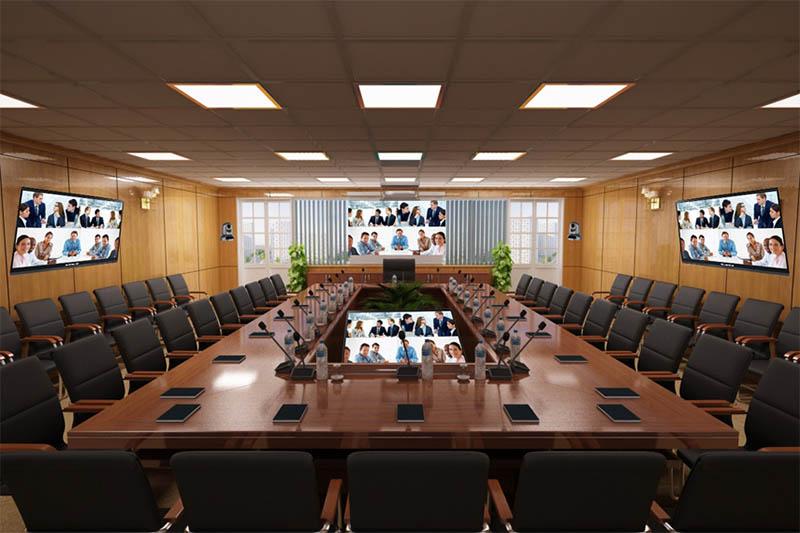 Phòng họp hội nghị chuyên nghiệp