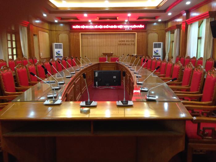 Bộ xử lí trung tâm cho hệ thống thiết bị âm thanh