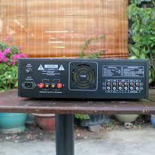 Âm ly karaoke chuyên dụng Firstsound FS-600