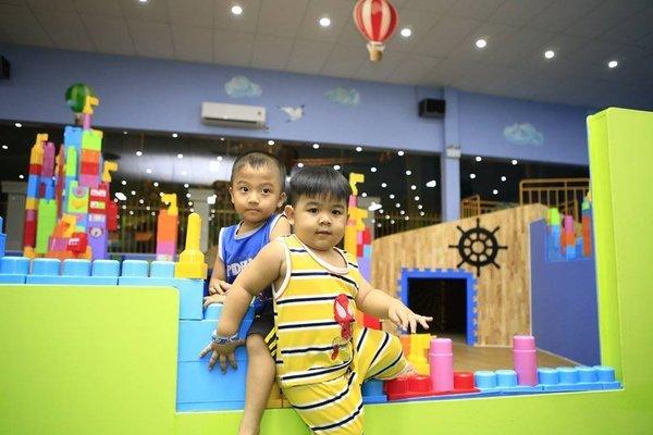 Dự án khu vui chơi trẻ em VIKI TOWN