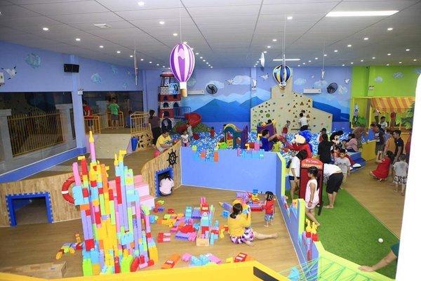 Tìm hiểu giải pháp loa cho khu vui chơi trẻ em chuyên nghiệp
