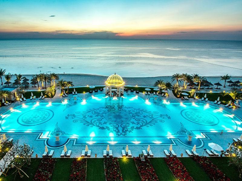 Loa cho khách sạn vinpearl Phú quốc