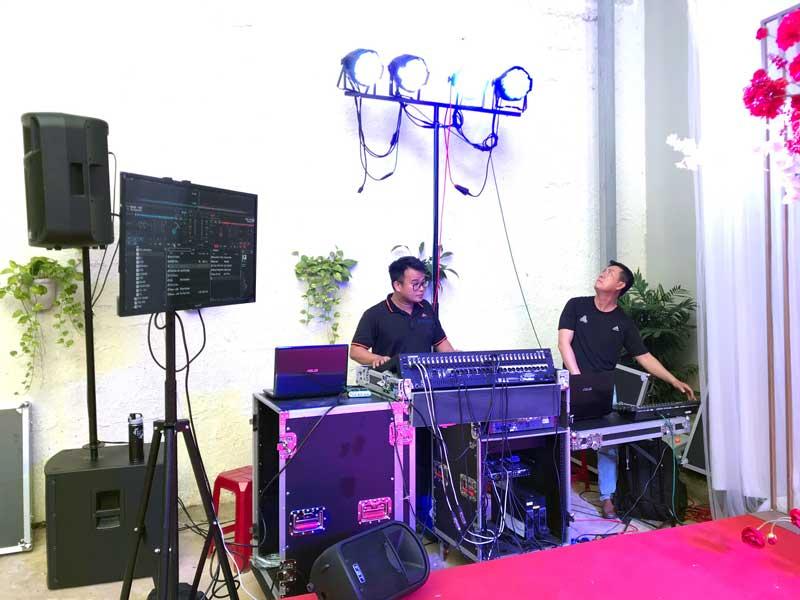 Cho thuê âm thanh đám cưới tại Quận Tân Bình
