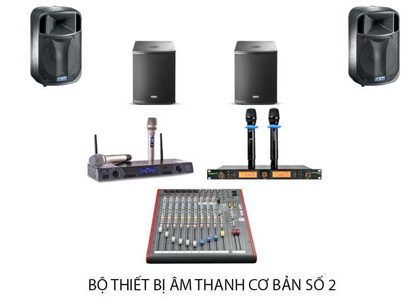 Bộ âm thanh cơ bản số 2