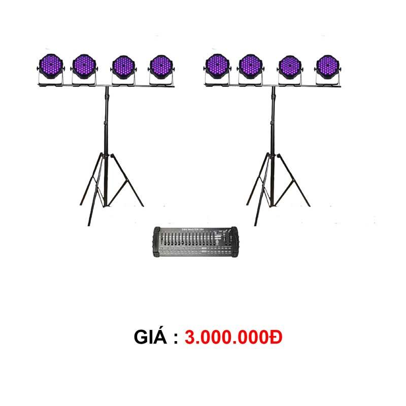 Gói cho thuê thiết bị ánh sáng cho tiệc 200-300 khách
