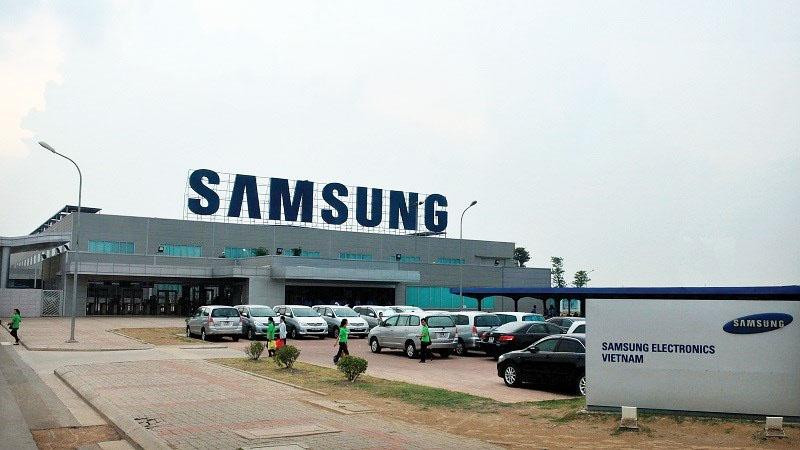Nhà máy Samsung Electronics Việt Nam- Yên Phong, Bắc Ninh
