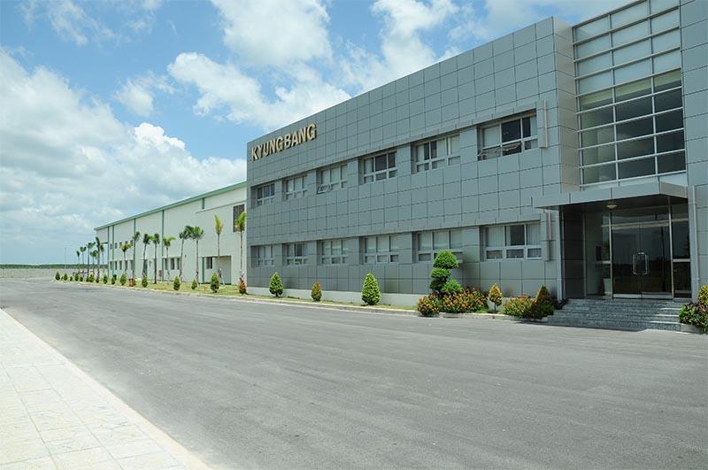 Nhà máy sợi KyungBang