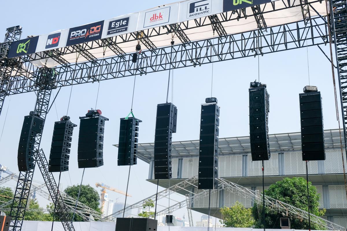 Cho thuê âm thanh sự kiện chuyên nghiệp, giá ưu đãi nhất (1)