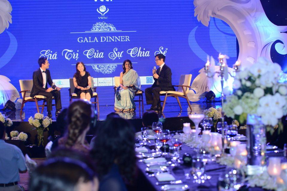 Dịch vụ tư vấn từ A-Z trọn gói tổ chức Gala Dinner uy tín chất nhất HCM