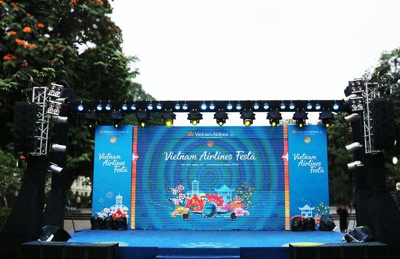 Sự kiện Vietnam Airlines