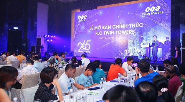 Tổ chức mở bán dự án căn hộ Phú Quốc