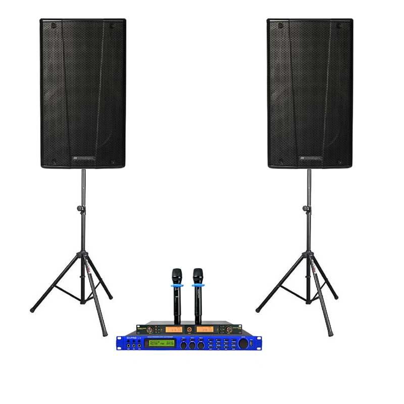 Dàn karaoke gia đình tầm trung