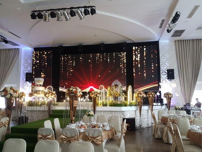Firstsound tại trung tâm tiệc cưới quận Tân Bình
