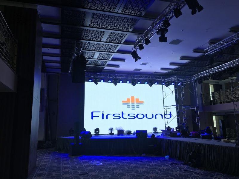 Firstsound chuyên cung cấp, lắp đặt và cho thuê màn hình led