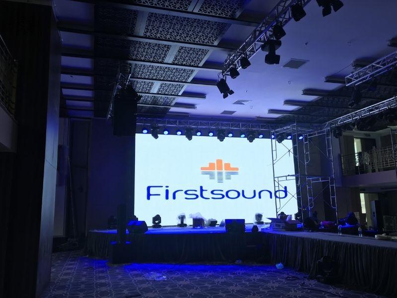 Firstsound là đơn vị cung cấp, lắp đặt và cho thuê uy tín hàng đầu ở HCM