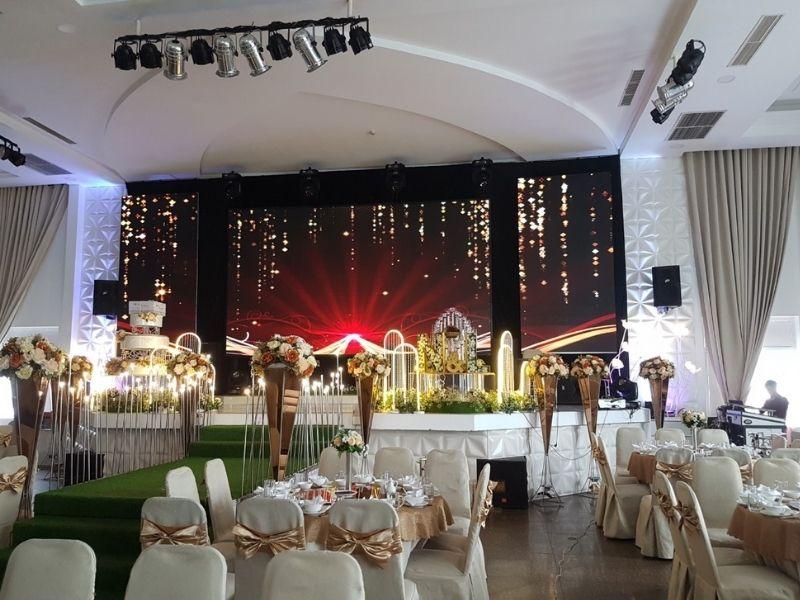 Nhà hàng tiệc cưới quận Bình Tân