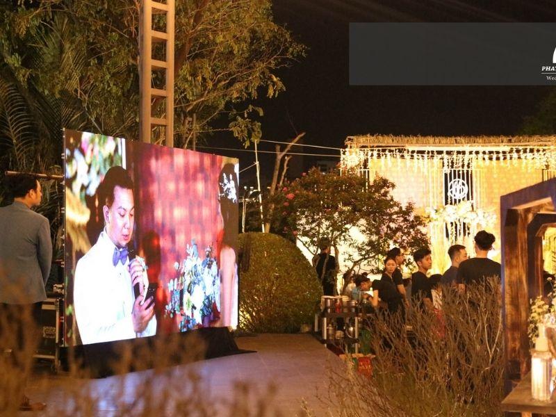 Firstsound đồng hành cùng trung tâm tiệc cưới ở Đồng Nai