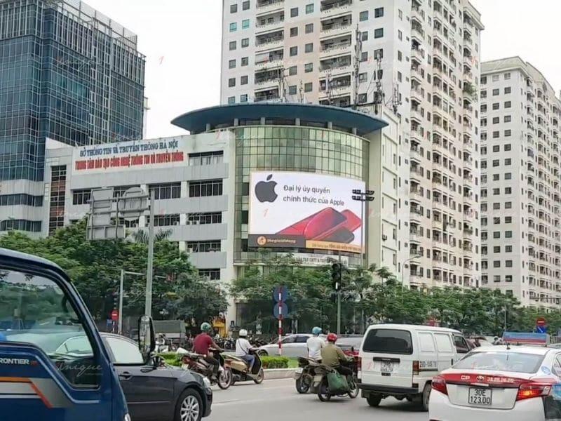 Màn hình led tòa nhà không chỉ để trang trí mà còn quảng cáo doanh nghiệp