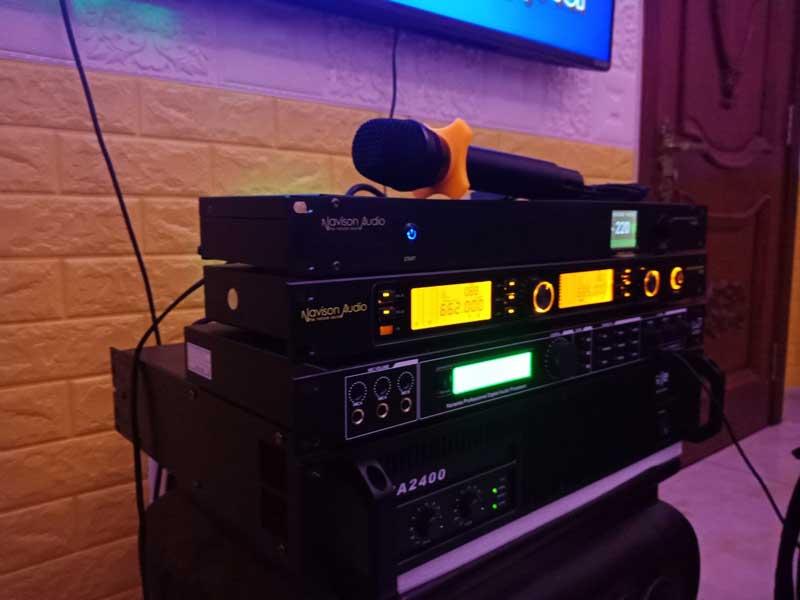 Micro karaoke Navison NO-38