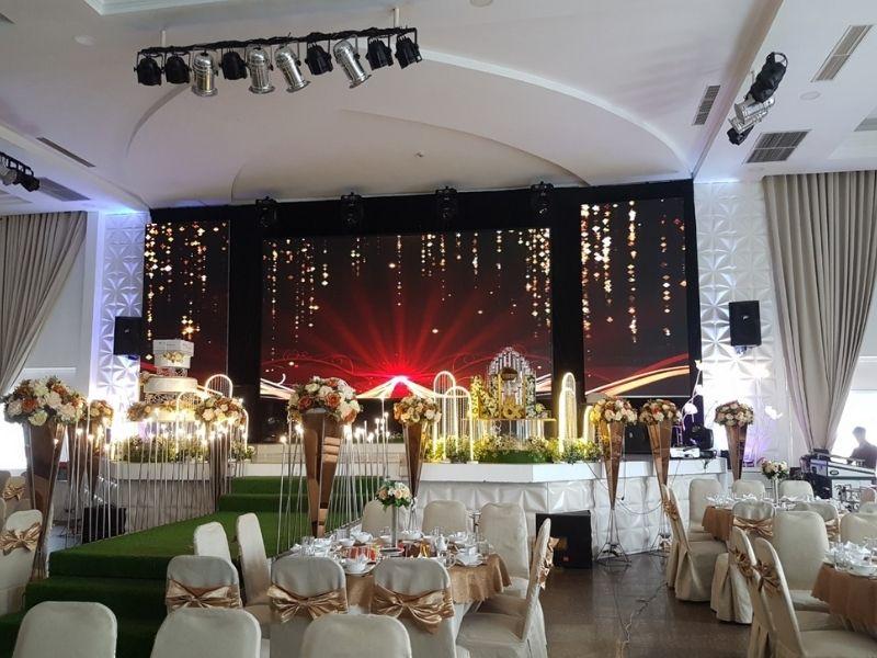 Firstsound tại nhà hàng tiệc cưới ở Đồng Nai