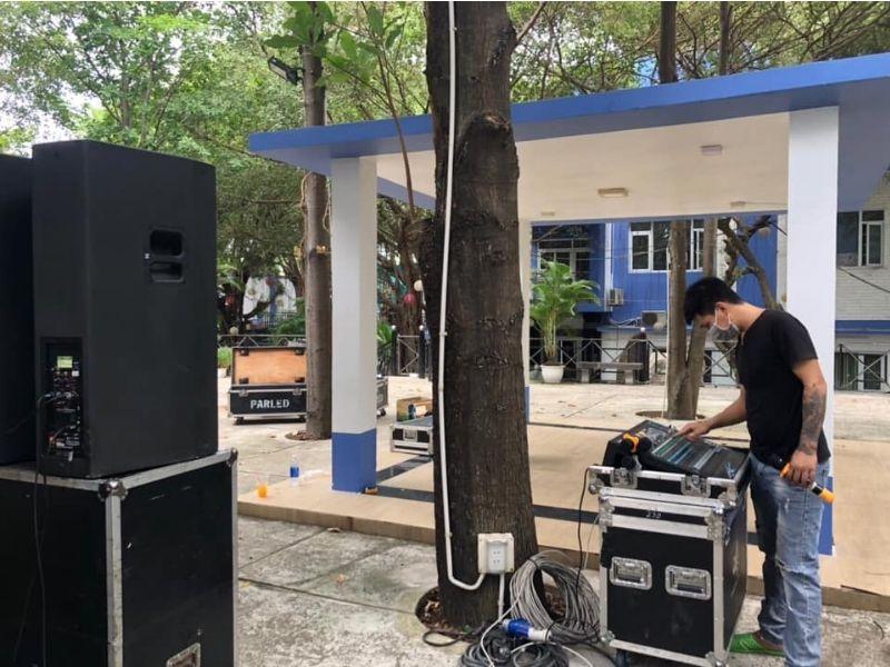 Thuê âm thanh ánh sáng tại Vũng Tàu - Miễn phí tư vấn và giá ưu đãi