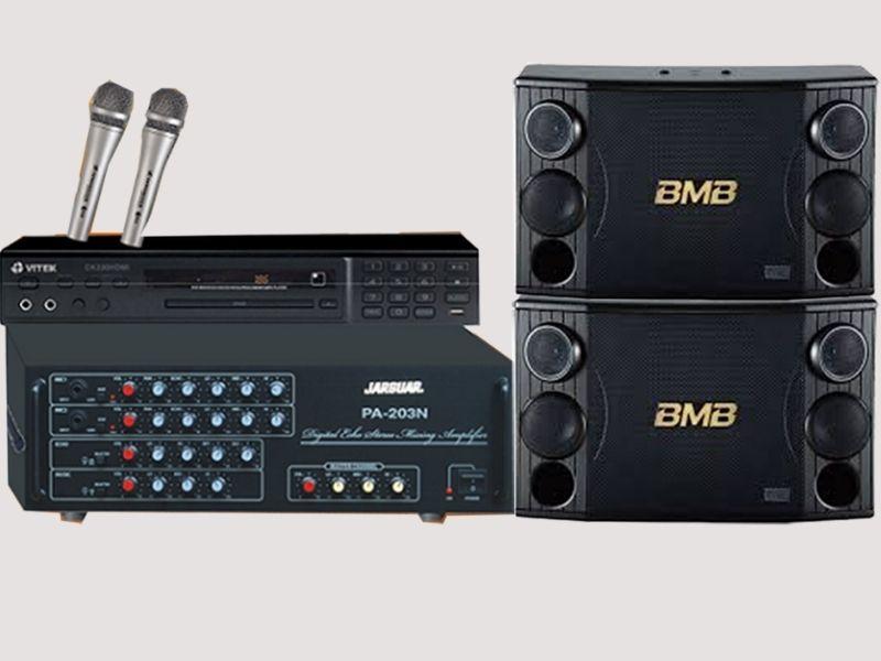 Cách chọn mixer karaoke gia đình có những yêu cầu về kĩ thuật