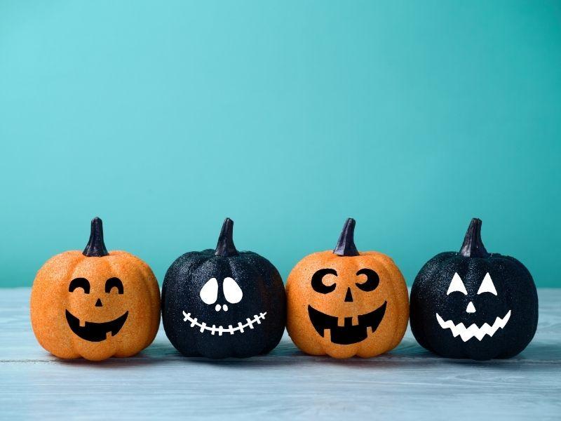 Cách tổ chức sự kiện halloween bằng bí đỏ