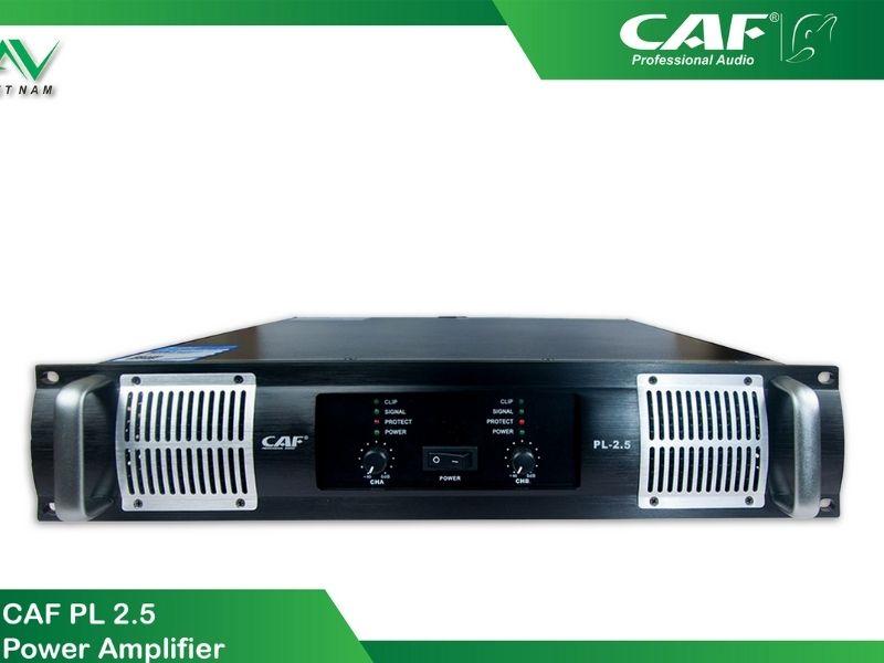 Cục công suất CAF PL-2500