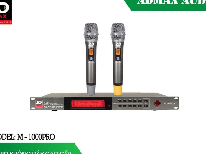 Micro ADMAX M-1000Pro