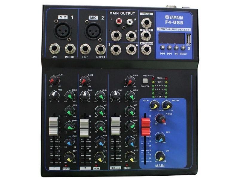 Mixer Yamaha G4 USB
