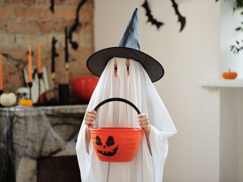 Trang phục cho halloween độc đáo
